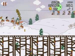 Snoopy Coaster como jogar