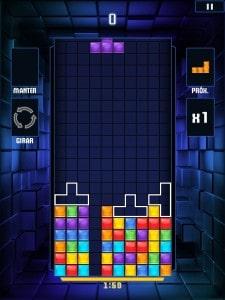 Tetris Blitz dicas de jogo