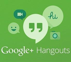 Google anuncia o Hangouts, o substituto do Gtalk. Será mesmo o fim do WathsApp?