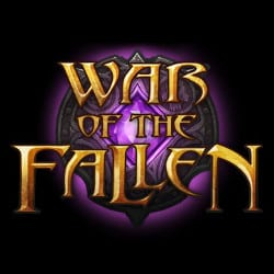 jogos de cartas para iPhone War of the Fallen