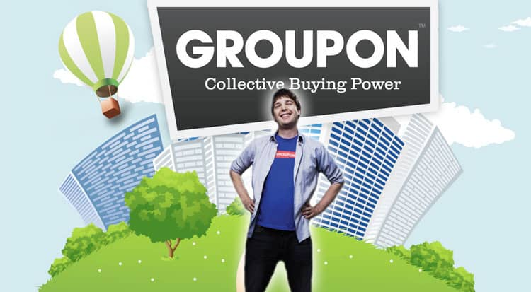 aplicativo groupon para android e ios