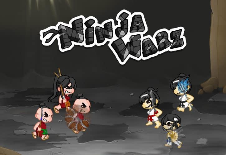 ninja warz para facebook e ios