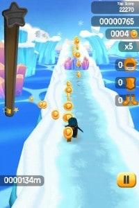 aplicativo penguin dash para ios e android