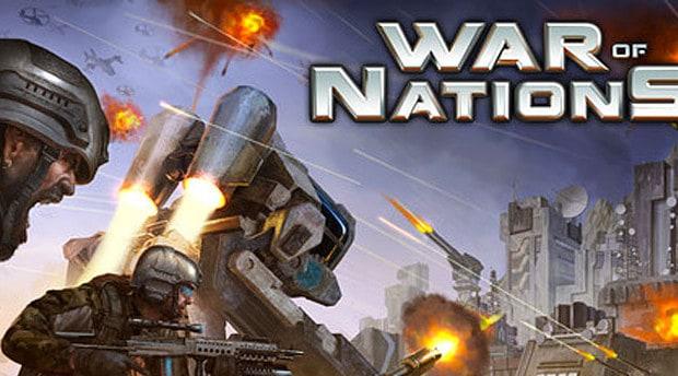 aplicativo war of nations para ios