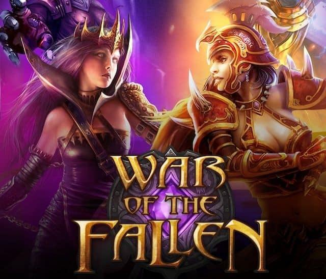 aplicativo war of the fallen para android e ios