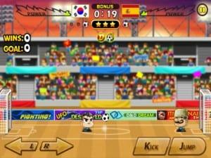 Head Soccer como jogar