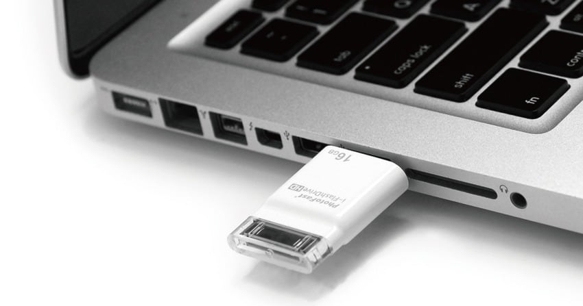 acessórios high tech i-flash drive hd