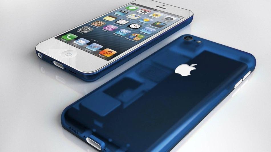 iphone mais barato, maior e mais colorido