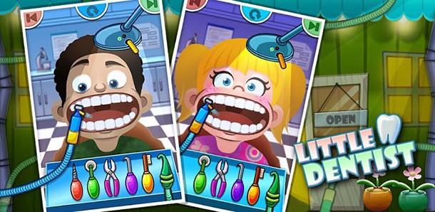 Little Dentist como jogar