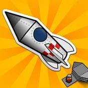 logotipo do aplicativo awesome paper toys para ios