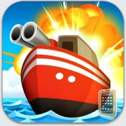 BattleFriends at Sea: Batalha Naval