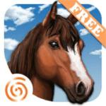 logotipo do aplicativo horseworld 3d my riding horse para androi e ios