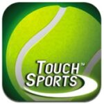 logotipo do aplicativo touchsports tennis para android e ios