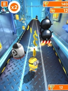 Meu Malvado Favorito: Minion Rush para iOS
