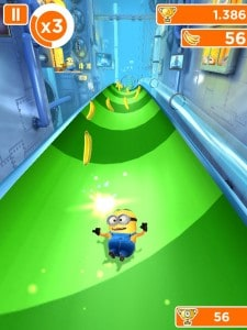 Meu Malvado Favorito: Minion Rush para iPhone