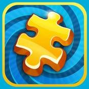 O Quebra-cabeça Mágico: Puzzles na tela de seu tablet