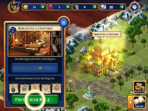 Secret Passages: Objectos Escondidos para iPad