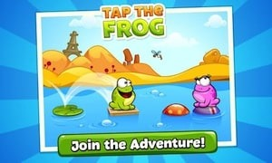 Tap The Frog para iPhone