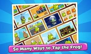 Tap The Frog como jogar