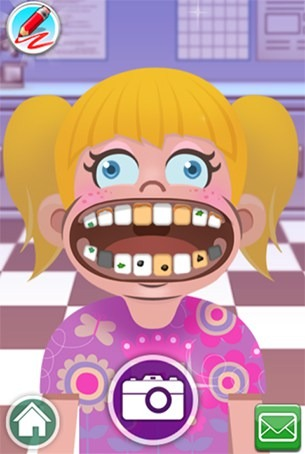 Little Dentist para iPhone