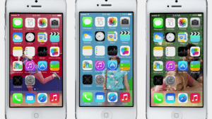 temas do ios 7