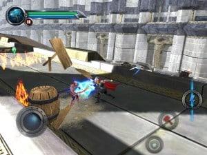 Thor: Son of Asgard como jogar