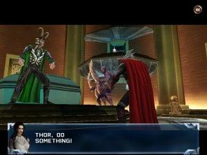 Thor: Son of Asgard para iPad