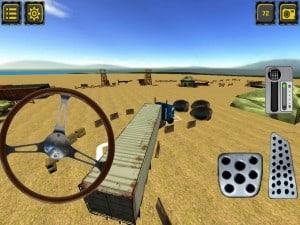 Trucker Parking 3D para iPad