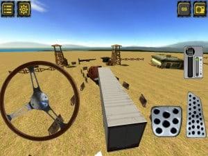 Trucker Parking 3D dicas de jogo