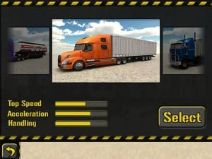 Trucker Parking 3D para Android