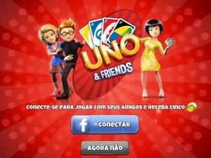 Uno and Friends como jogar