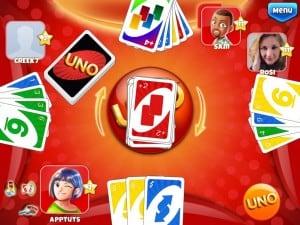 Uno & Friends dicas de jogo
