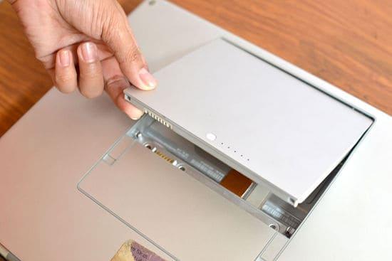 limpar seu Macbook