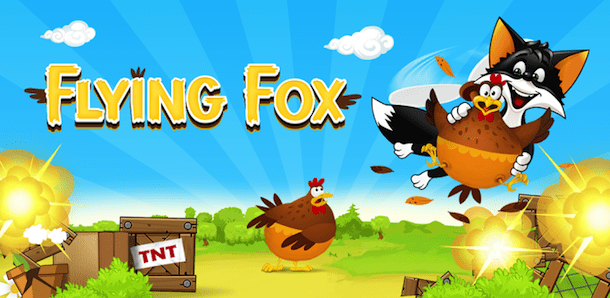 Flying Fox para iPhone