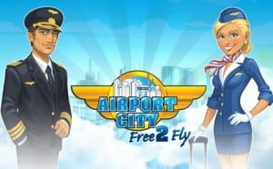 aplicativo airport city free to fly