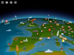 aplicativo barefoot world atlas para ios