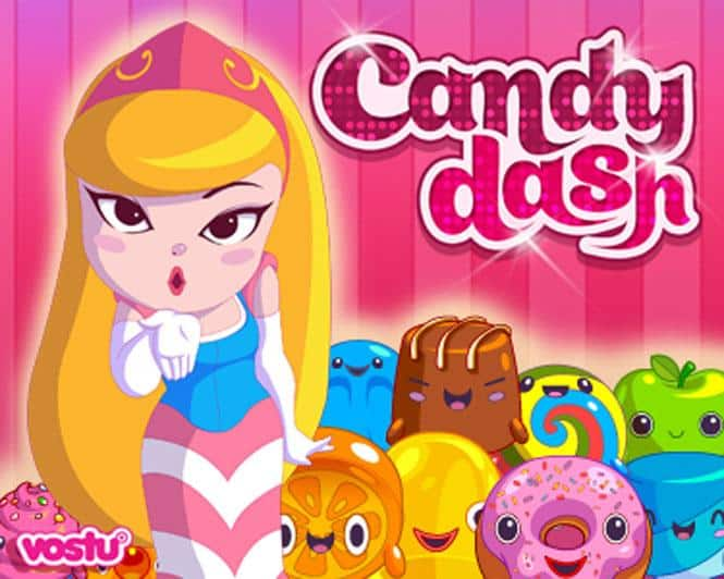 aplicativo candy dash para facebook