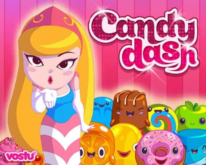 aplicativo candy dash para facebook