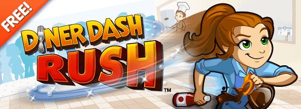 aplicativo diner dash rush