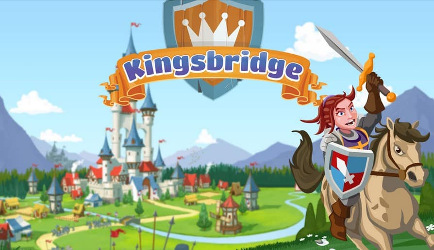 aplicativo kingsbridge para facebook