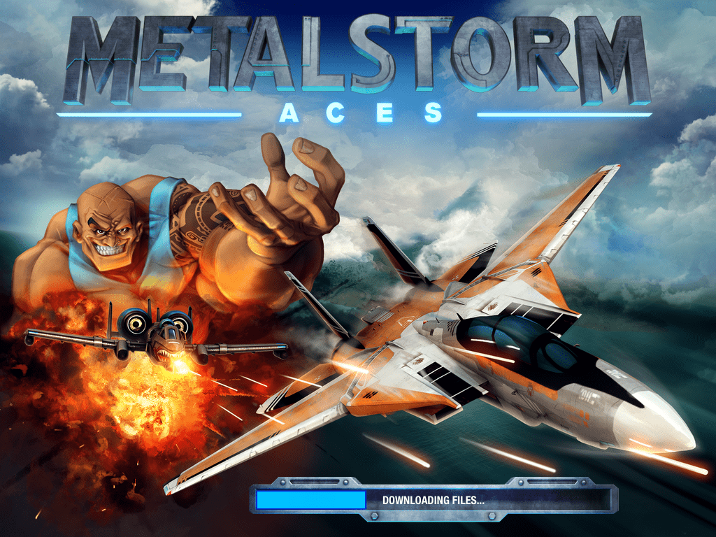 aplicativo metalstorm aces para android e ios