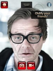 aplicativo oldify 2 para android e ios