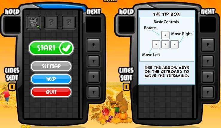 aplicativo tetris battle para facebook