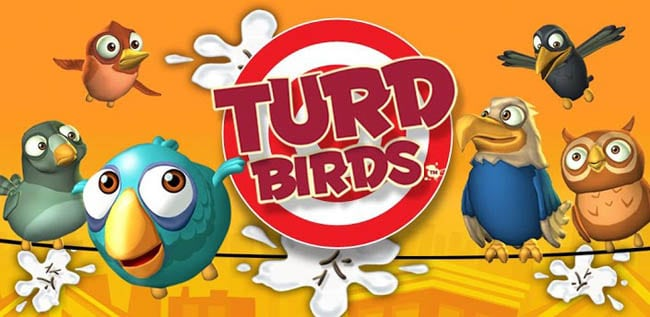 aplicativo turd birds