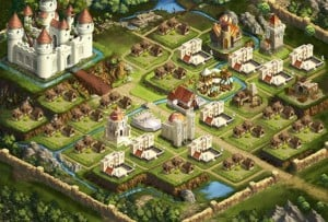 como jogar Kingdoms of Camelot Battle for the North