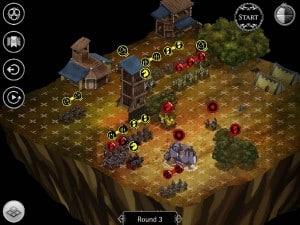 como jogar o aplicativo ravenmark mercenaries para ios