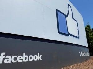 facebook ganhos