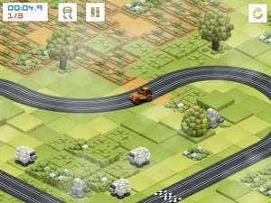 Groove Racer para iPad