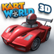 Aposte corridas de kart no jogo KartWorld