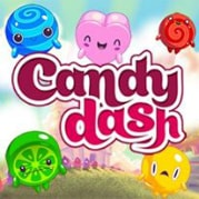 Candy Dash para Web, Android, iPhone e iPad
